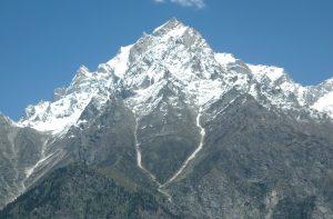 Kinnaur Kailash Himalay Trekking Tour India