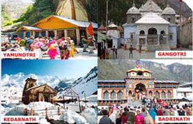 chardham india tour