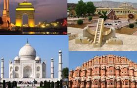 Delhi jaipur agra india tour