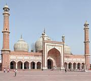 Delhi jama masjid tour