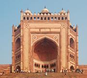 Fatehpur sikri india tour