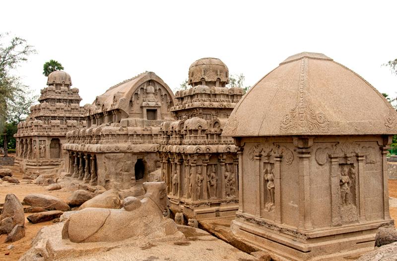 Mahabalipuram India