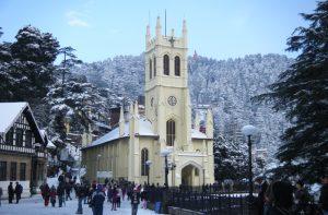 shimla himachal pardesh india tour