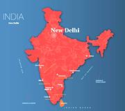 new delhi india tour
