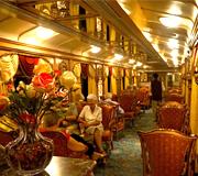 Luxury Trains in india tour