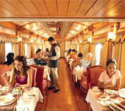 Luxury Tains in india tour