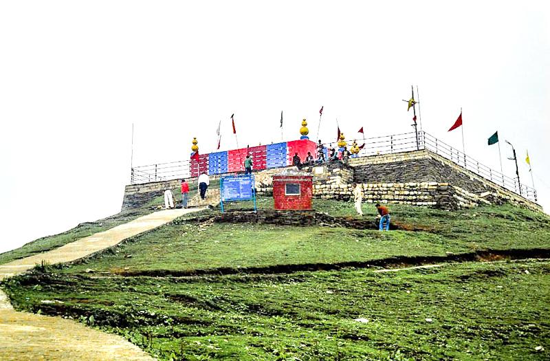 shikari devi temple himachal pradesh tour