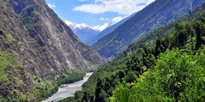 Chamba Ardh Ganga Himachal