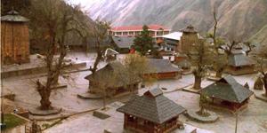 Chaurashi-Temple