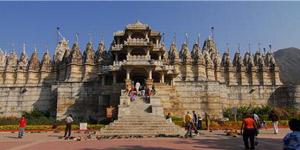 Famous jain temple Mount Abu