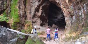 Pachmarhi Shankar Cave (M.P.)