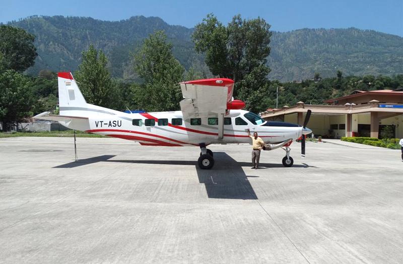 Air Himalaya – Himachal Pradesh