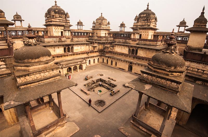 Orcha – Madhya Pradesh