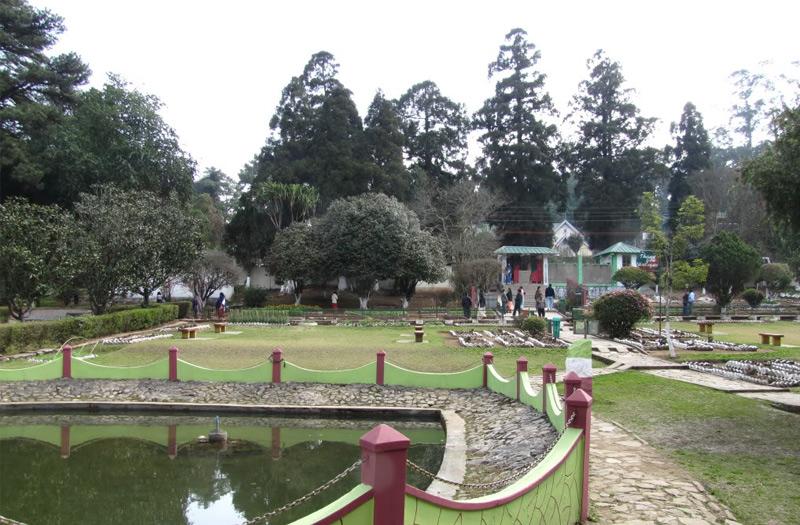 Lady Hydari Park Shillong Meghalaya