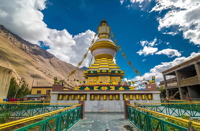 Tabo Monestry Himachal Pradesh Tour