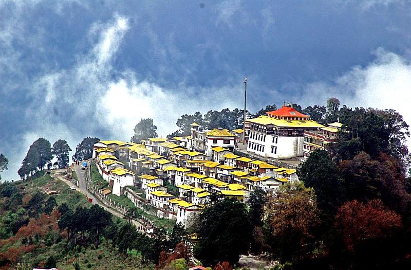 Tawang-Monastery Arunachal Pradesh