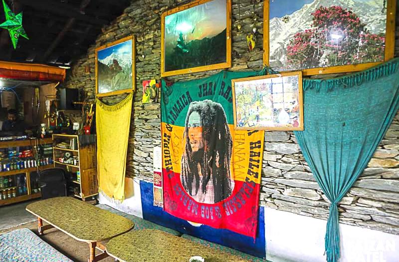 bhole nath cafe dharamkot