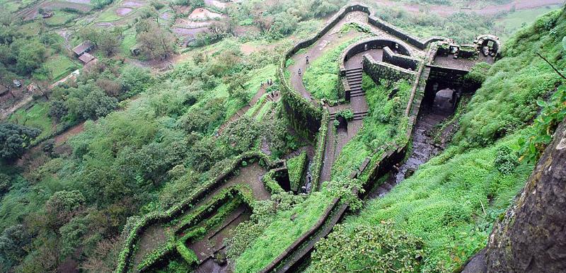 Lohagad Adventures Pune Maharashtra