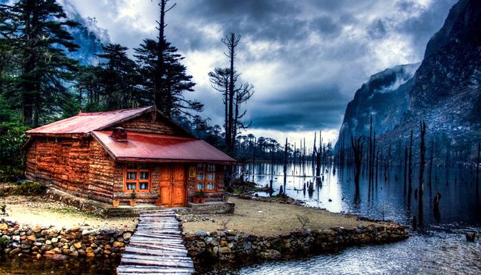 sangetsar Lake Tawang