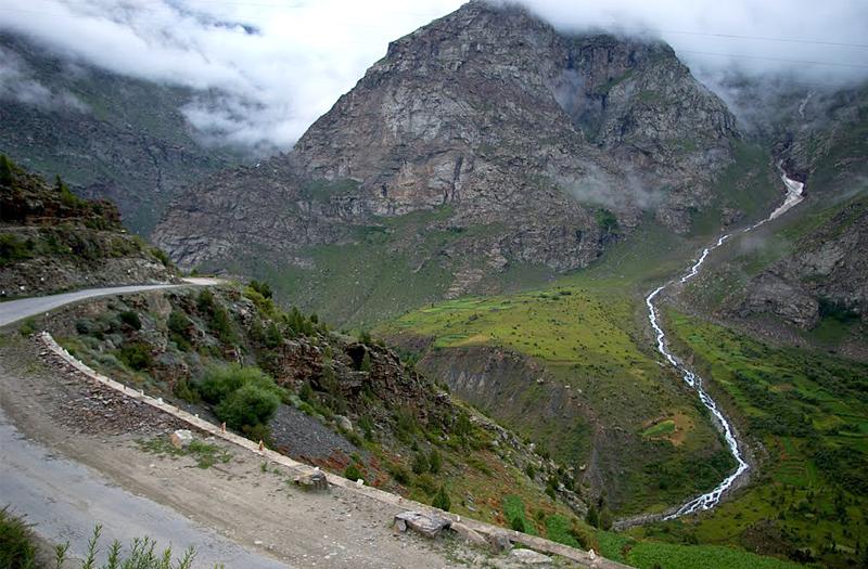 Bhaga Valley Suraj Tal Himachal Pradesh
