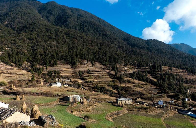 Didna Village Roopkund Uttarakhand