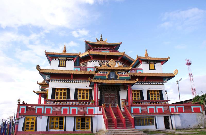 Durpin Monastery Kalimpong West Bengal