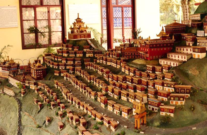 Golden Temple Mysore Karnataka