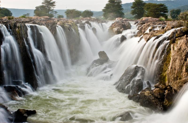 Hogenakkal Falls Tamil Nadu