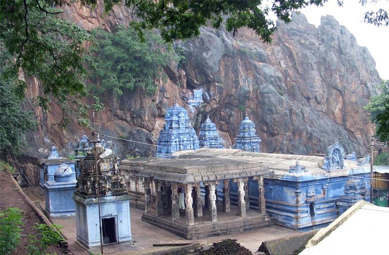 Hogenakkal Temple Dharampuri Tamil Nadu