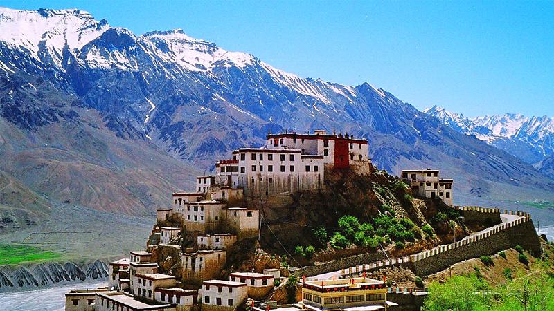 Kinnaur Valley Himachal Pradesh India