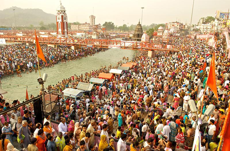 Kumbh Mela Haridwar Uttarakhand
