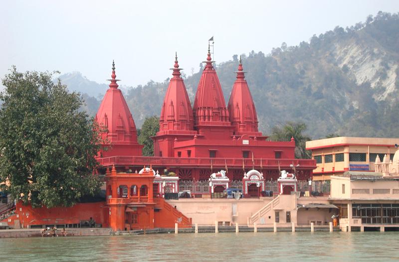 Mansa Devi Temple Haridwar Uttarakhand India