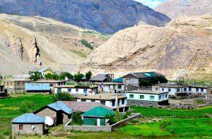 Mudh Village Pin Valley Himachal Pradesh