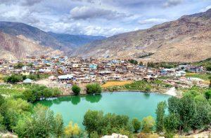 Nako Lake Kinnaur Himachal Pradesh India