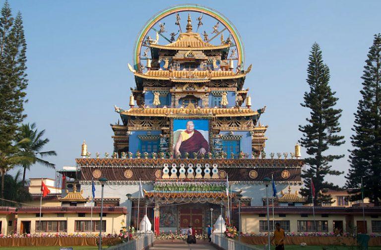 namdroling-monastery-mysore