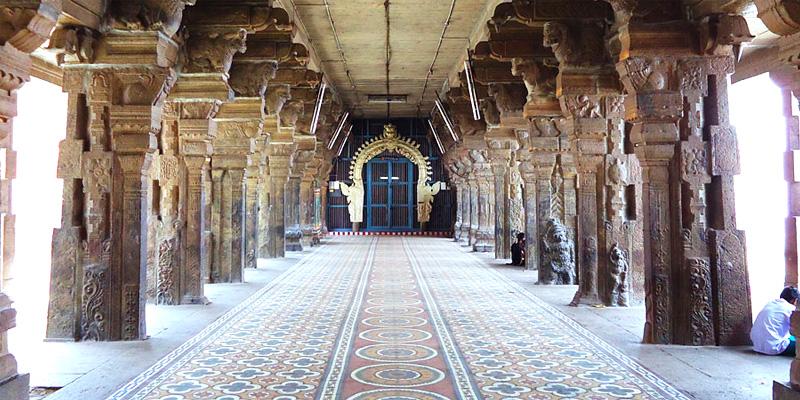 Nellaiappar Temple Koil Trunelveli Tamilnadu