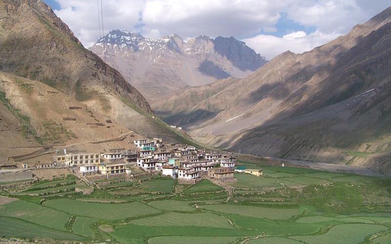 Pin Valley Mudh Village Himachal Pradesh