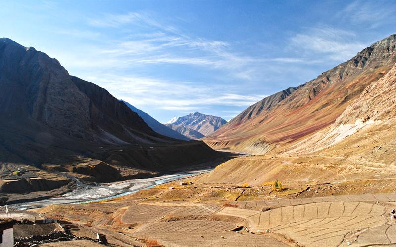 Pin Valley Himachal Pradesh India