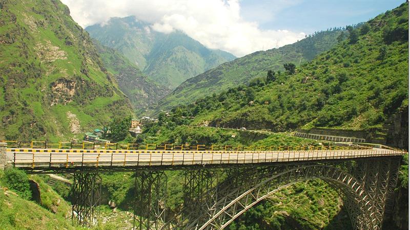 Rakcham Kinnaur Himachal Pradesh India