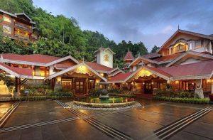 Resort-of-Gangtok-Sikkim-East-India-Tours