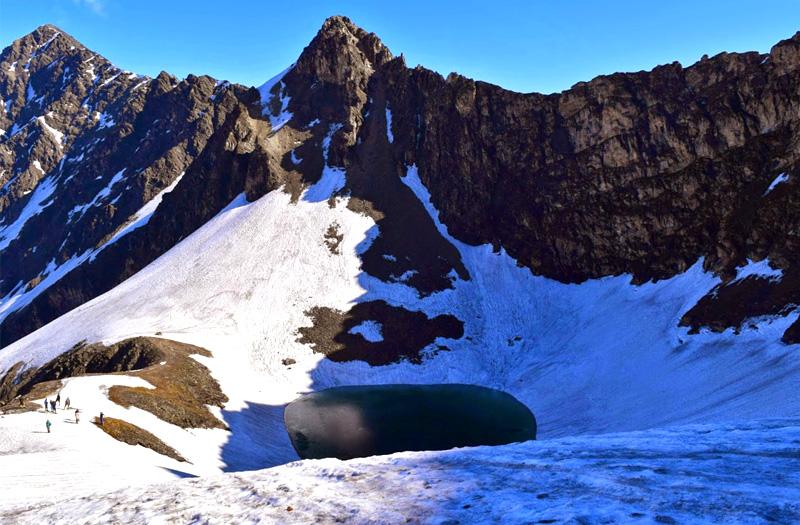 Roop-Kund Trek Uttarakhand