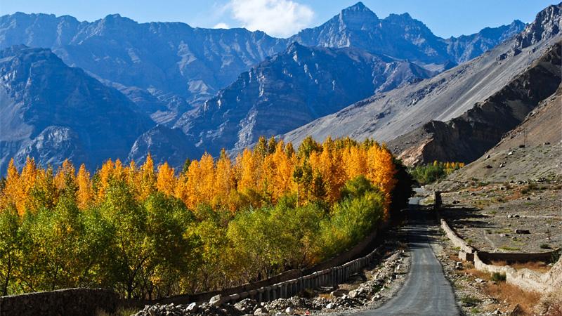 Rupin Pass Kinnaur Himachal Pradesh