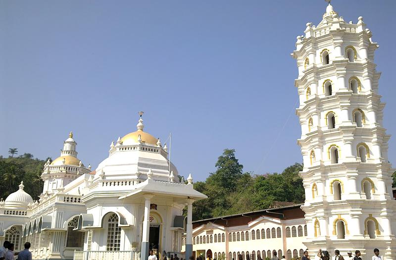 Shri Mangeshi Temple Goa