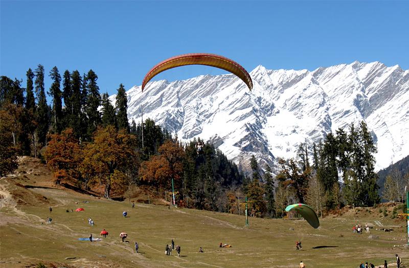 Solang Valley Manali Himachal Pradesh