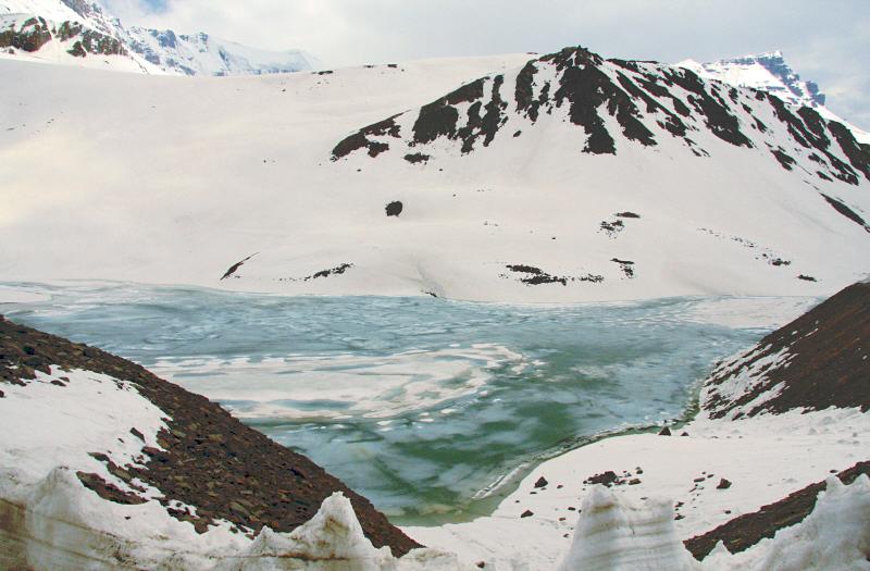 Suraj Tal Lake of Sun God Himachal Pradesh