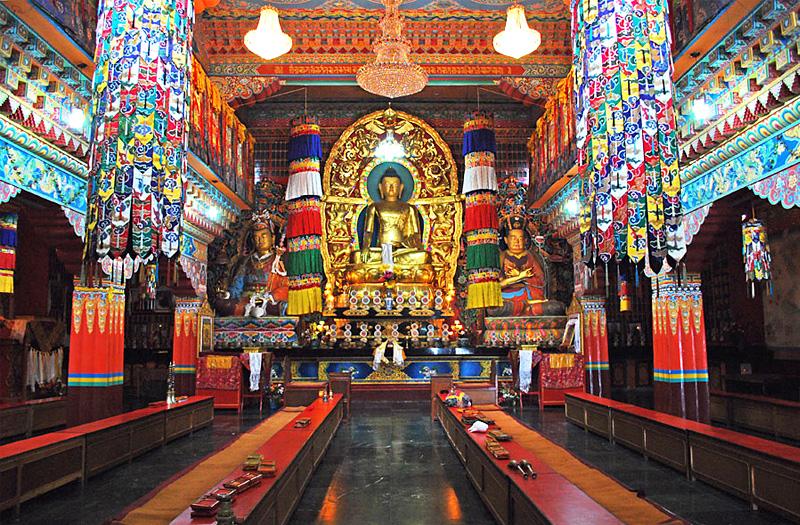 dechhen-chhyoling-gumpa Gangtok Sikkim