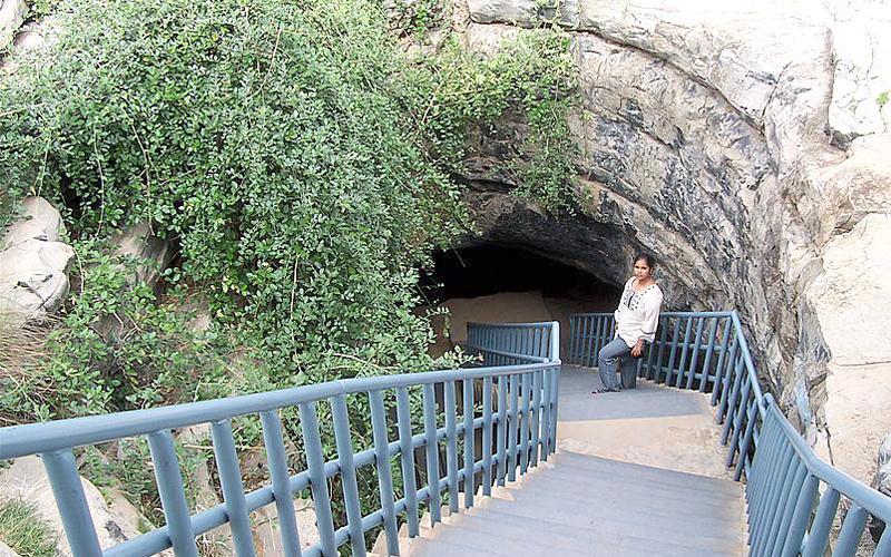 Belum Cave Kurnool Andhra Pradesh
