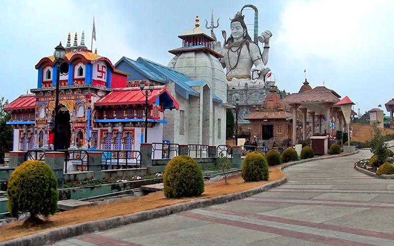Char Dham Shiva Temple Gurudongmar Sikkim