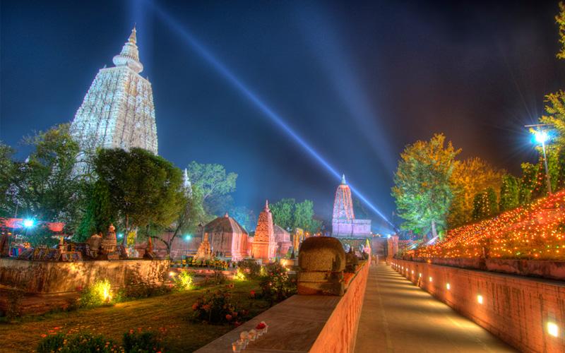 mahabodhi temple bodhgaya