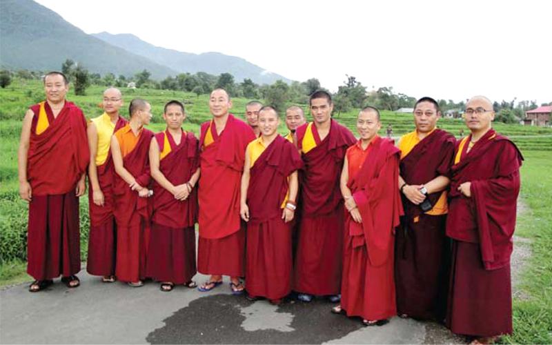 palyul-choekhorling-monastery bir himachal pradesh